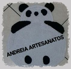 Panda ANDREIA ARTESANATOS