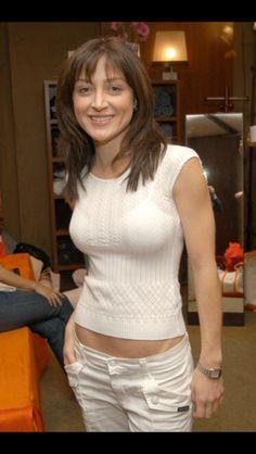 Sasha alexander in underwear can