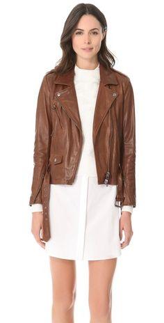 3.1 Phillip Lim Motorcycle Leather Jacket