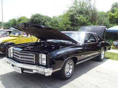 My first car. Cool Old Cars, Chevrolet Monte Carlo, Model Car, General Motors, Hot Cars, Muscle Cars, Childhood Memories, Vintage Cars, Dream Cars