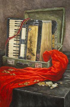 Still Life, Valentina Spivak