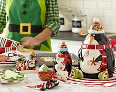 The best gifts come from the Christmas kitchen.