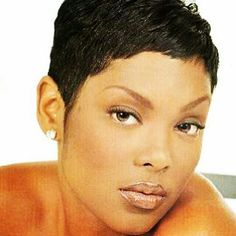 Throwback. Keisha from total. This was my fave haircut back in the day... Actually still is