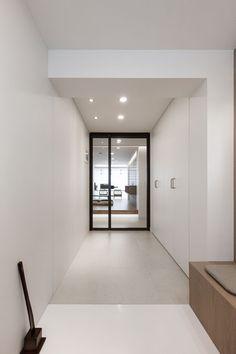 Entrance, Bathtub, House Design, Modernism, Remodeling Ideas, Alice, Interiors, Home, Standing Bath