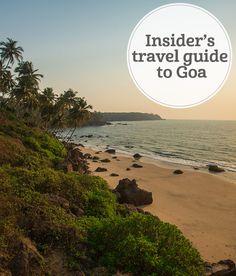i-escape blog / Insider's travel guide to Goa