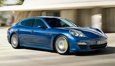 Porsche Announces It Will Release Plug-In Hybrid Panamera in 2014