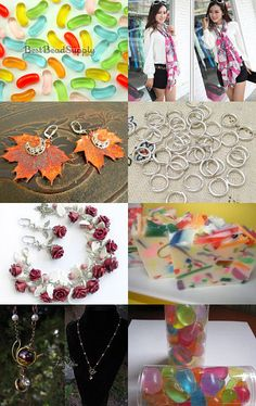 Colorful Rainbow by ZI YAN on Etsy--Pinned with TreasuryPin.com
