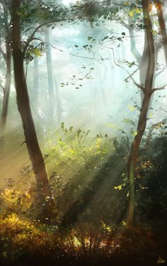 Dawn Speedpainting by AaronGriffinArt*