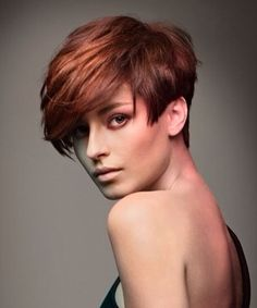 Great haircut and color!