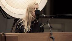 Danish singer-songwriter Agnes Obel gives an enchanting live performance in Berlin - June 2014