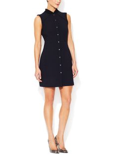 ALC - Sessile Cotton Sheath Dress