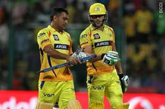Dhoni My Hero                        : I have Huge Respect For MS Dhoni - Faf Du Plessis