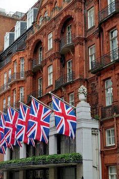 Claridge's in Mayfair London