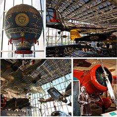 washington, dc: smithsonian air and space museum