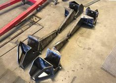 Trailer Axles, Atv Trailers, Car Trailer, Utility Trailer, Trailer Plans, Trailer Build, Trailer Suspension, Truck Accesories, Fish House