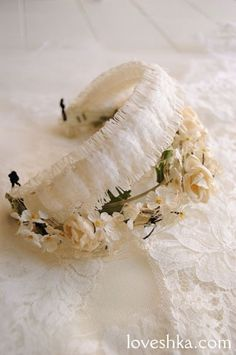 カチューシャ / アンティーク / ウェディング / 結婚式 / wedding / オリジナルウェディング / プティラブーシュカ / トキメクウェディング