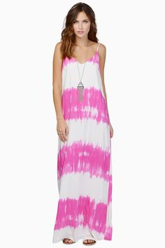Placencia Maxi Dress at Tobi.com #shoptobi