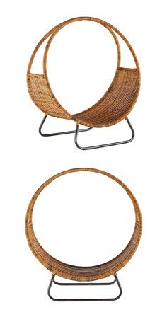 As summer weans into fall, the days grow crisp and cool, beckoning welcome heat from the fireplace or woodstove. Keep wood handy with this Basket Ring Log Holder. http://dotandbo.com/collections/the-raw-edge-of-modern?utm_source=pinterest&utm_medium=organic&db_sku=113766