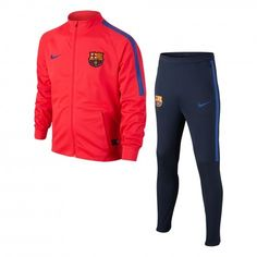 Nike FC Barcelona trainingspak junior De Wit Schijndel 40c905296b8