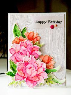 Altenew - Happy Birthday