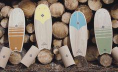 Le réalisateur Mr Blønde nous fait découvrir les Pawa Boards, des planches d'équilibre fabriquées de manière artisanale.
