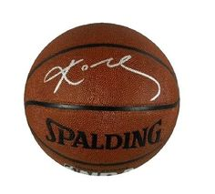 Kobe Bryant Signed Autographed Spalding Official Size NBA Basketball Autograph