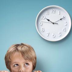 Dice un estudio que los padres e hijos impuntuales son más creativos...