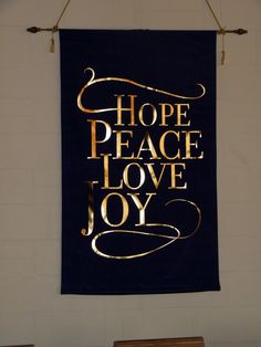 Banners for Church Sanctuary | Bethany Presbyterian Church – Columbus, Ohio » Bethany Observes ...