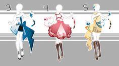 .::Adoptable Collection 5(OPEN)::. by Scarlett-Knight.deviantart.com on @DeviantArt