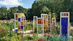 RécréaNature : Balade d'Eté près d'Angers #1 : Jardins d'Expression au Parc du Domaine de Pignerolles