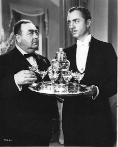 "William Powell in ""My Man Godfrey"""