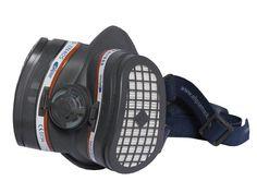 Halvmask Elipse A1P3 Engångsmask med partikel- och gas-filter - BlueMarket.se