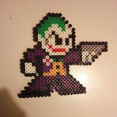 Joker perler beads by whats_h3r_face