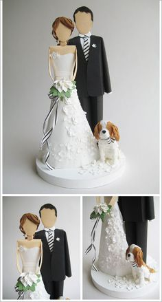 Fab Find: Paper Cake Toppers