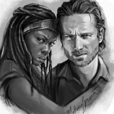 #richonne by artist mortimersparrow.