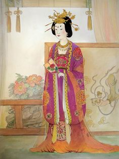 Among all of China's dynasty's, the most influential and grand is said to  be the Tang dynasty. Its founding father was Emperor Taizong; the woman by  his side, Empress Zhangsun.