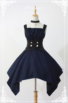 Neverland Lolita ~ Undead Concerto~ Lolita Normal Waist  Coreset JSK Dress