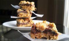 Egg Free Bakery: Oatmeal Fudge Bars