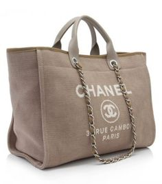 Chanel Deauville Tote Bag 1