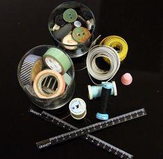 Ge glasljuset ett nytt liv! #recycle #jars #sybehör Measuring Spoons, Nye, Recycling, Granite, Repurpose, Measuring Cups, Upcycle
