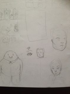 Character building and thumbnails