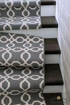 40 minute 140 staircase makeover for safety and style, diy, stairs, reupholster Staircase Makeover, Staircase Railings, Wood Stairs, Basement Stairs, Basement Flooring, Staircase Design, Stairways, Diy Flooring, Basement Ideas