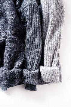 Winter tomgirl sweaters.