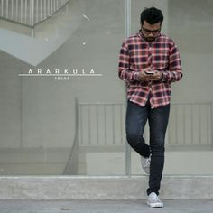 New arrival shirt on September name articel : • ABUNG •  available size S,M,L,XL . . #ararkulaclothes #arklforlife #arklman #arklfemale #style #new #collection #shirt #wear #casual #photooftheday #vsco #vscocam #vscogood #vscogoodshot #ootd #lookbook #instapict #lookbook #arrival #indonesia #localbrand #available #casual #premium #exclusive #lookbook #instagood