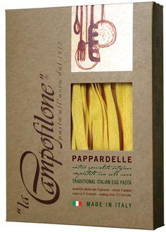 Pastas Pappardelle La Campofilone 250g