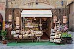 Exterior of Shop, Arezzo, Province of Arezzo, Tuscany, Italy