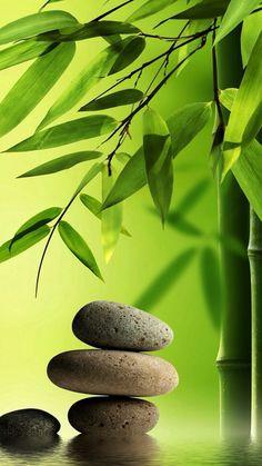 zen bamboo stones - Zen Bamboo Wallpaper | Bamboo ...