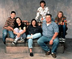 Roseanne - Seriously one of my most favorite TV shows EVER, and still is!  October 18, 1988 – May 20, 1997, 222 episodes.