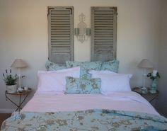 Antes e Depois - Quarto com decoração Cottage - blog Vera Moraes - Decoração - Adesivos Azulejos - Papelaria Personalizada - Templates para Blogs