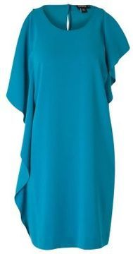 DKNY Cocktail dress / Party dress turquoise on shopstyle.co.uk Short Sleeve Dresses, Dresses With Sleeves, Turquoise, Blond, Party Dress, Cocktails, High Neck Dress, Shopping, Vestidos